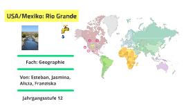 USA/Mexiko: Rio Grande