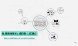 Copy of ROL DEL HOMBRE Y LA MUJER EN LA SOCIEDAD