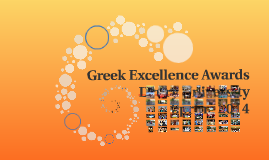 Greek Excellence Awards