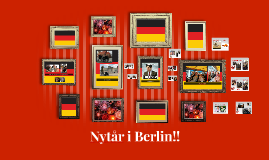 Nytår i Berlin!!