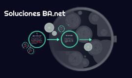 Soluciones BA.net