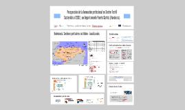 Copy of Prospección de la formación profesional en Transporte de Car