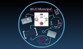 WiFi Municipal