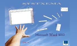 MS Word 2010_Inserta2016