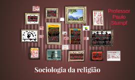 Sociologia da religião