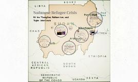 Sudanese Refugee Crisis