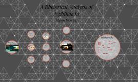 A Rhetorical Analysis of Nighthawks