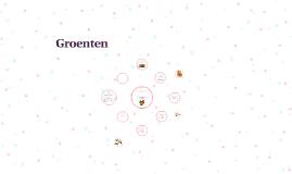 Copy of Groenten
