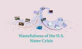 Wastefulness of the U.S.