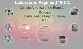 Laboratorio Páginas 140-141