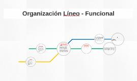 Organizacion Lineo - Funcional