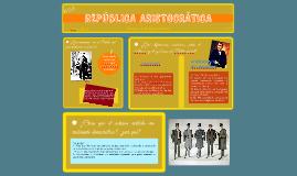 Copy of REPÚBLICA ARISTOCRÁTICA