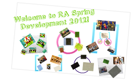 RA Spring Development 2012
