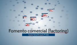 Fomento comercial (factoring)