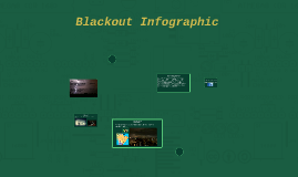 Blackout Infographic