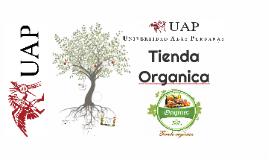 Copy of Tienda Organica