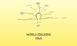 MODELO EDUCATIVO UDLA ECUADOR