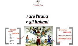fare l'Italia