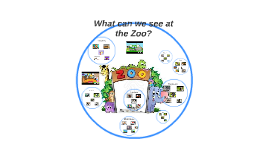 What can we see at the Zoo?