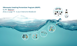 Minnesota Smoking Prevention Program (MSPP) by Mr. Begoyan.