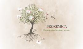 PROXÉMICA