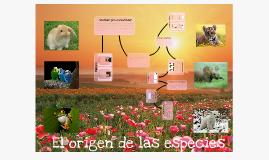 Origen de las especies
