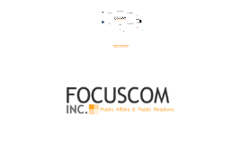 Focuscom Inc.
