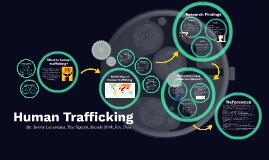Human Trafficking (Final Copy)