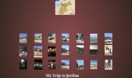 My Trip to Jordan