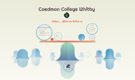 Caedmon College Whitby