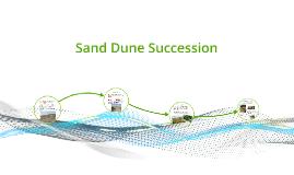 Sand Dune Succession