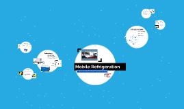 Mobile Refridgeration