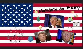 A Posse de Trump