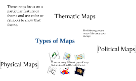 Copy of Types of Maps