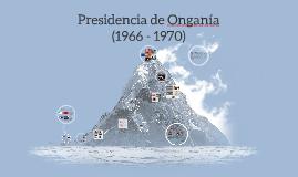 Cesyt Presidencia de Ongania