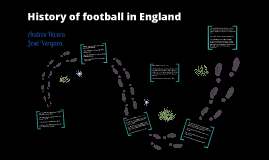 Copy of History of football in England