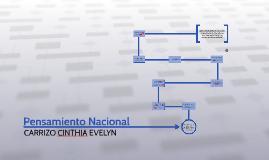 ACT 1 - ENSAYO - SEMINARIO DE PENSAMIENTO NACIONAL Y LATINOAMERICANO