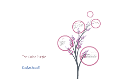 the color purple thesis