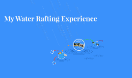 My Water Rafting Experience