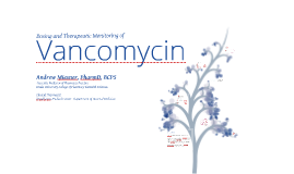 Vancomycin