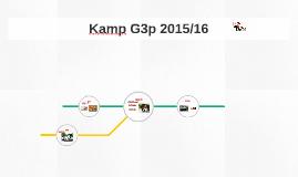 Kamp G3p 2015/16