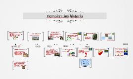 Demokratins historia