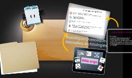 Copy of Les Nouvelles Technologies