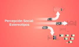 Percepción Social: Este