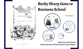 Becky Goes to Business School