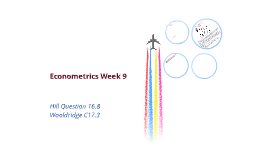 Copy of Econometrics