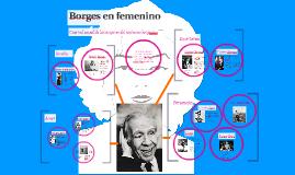 Borges en femenino