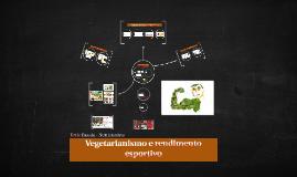 Vegetarianismo e Esporte