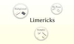 Intro to Limericks
