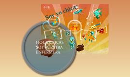 HOLA CHICAS